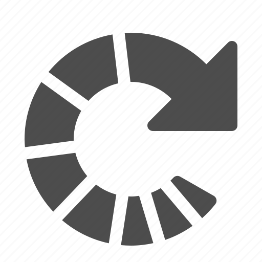 arrow, arrows, browser, loading, refresh, reload, web icon