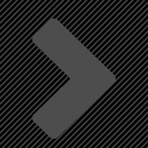 arrow, arrows, multimedia, play, pointer icon