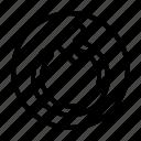 undo, arrow, left, direction, pointer