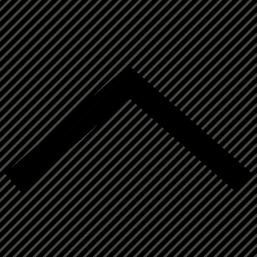 arrow top, north, north arrow, north direction, top, up icon