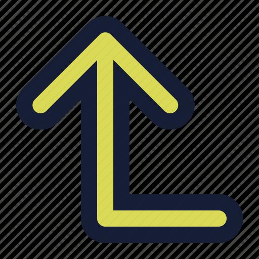 Arrow, arrows, up icon - Download on Iconfinder