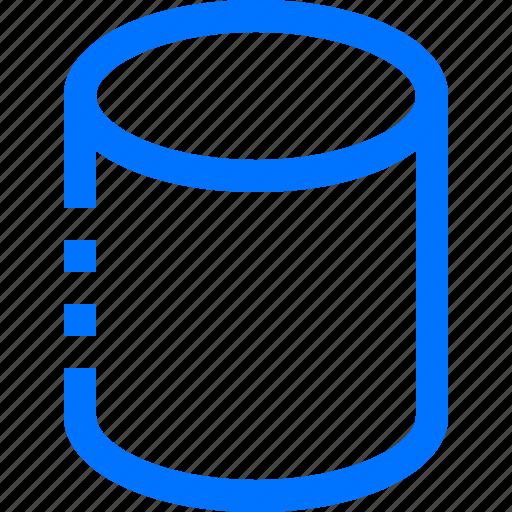 art, cylinder, design, shape icon