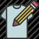 t, shirt, design, artist, artwork