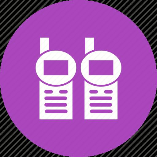 Communication, military, radio, soldier, talkie, talking, walkie icon - Download on Iconfinder