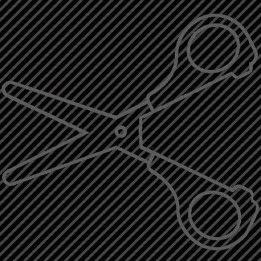 art, cut, cutting, pair, scissors icon