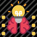 brain, idea, intelligence
