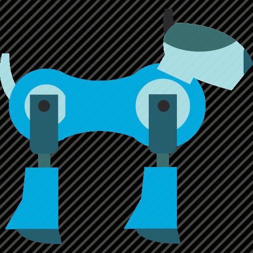 Artificial Background Robot Robotics Icon