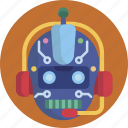 intelligence, artificial, robot, technology, humanoid