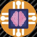intelligence, artificial, ai, humanoid, brain