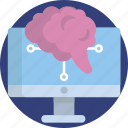 intelligence, artificial, robot, ai, brain