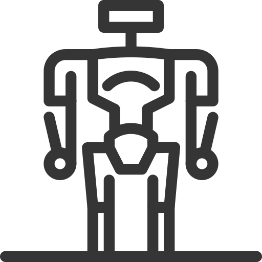 artificial, boston dynamics, bot, humanoid, intelligence, robot, worker icon