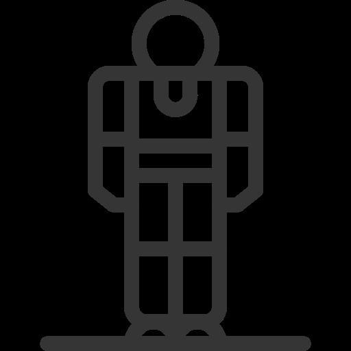 artificial, asimo, bot, honda, humanoid, intelligence, robot icon