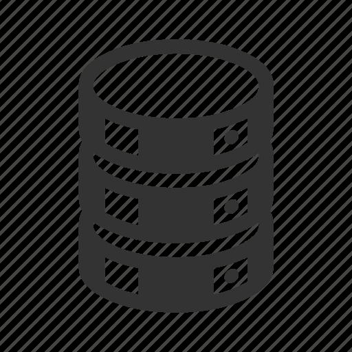 Big data, data, database, server icon - Download on Iconfinder