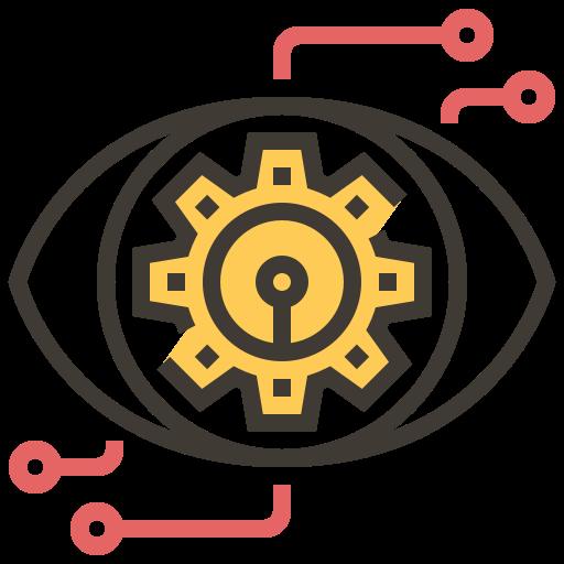 Ai, artificial intelligence, electronics, eye, robotics, technology icon - Free download