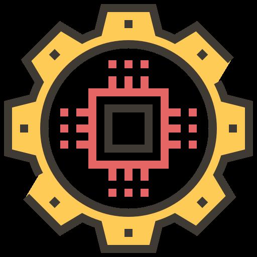 Ai, artificial intelligence, automaton, electronics, robotics, science fiction, technology icon - Free download