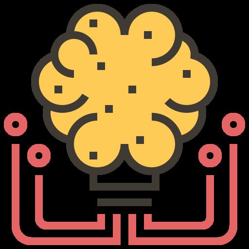 Ai, artificial intelligence, brain, electronics, robotics, science fiction, technology icon - Free download