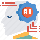 artificial intelligence, connection, invention, network, robot, simulation, technology