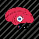 artificial, brain, body, implant, prosthetic, organ, limb icon