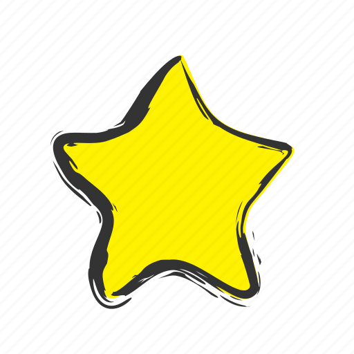 favourite, like, rate, review, star icon