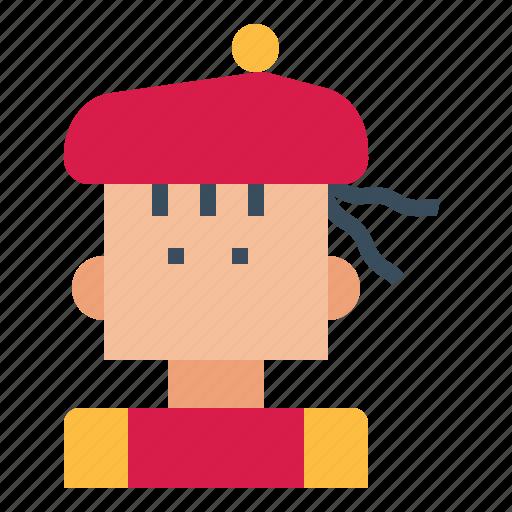 Artist, berets, fashion, stylish icon - Download on Iconfinder
