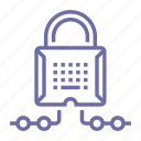lock, protection, secure, security icon
