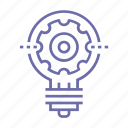 business, setting, solution, strategy icon