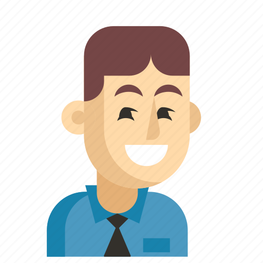 Asia, avatar, job, man, manager, profession, work icon - Download on Iconfinder