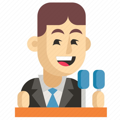 Asia, avatar, job, man, politician, profession, work icon - Download on Iconfinder