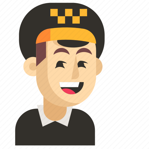 Asia, avatar, job, man, profession, taxi driver, work icon - Download on Iconfinder