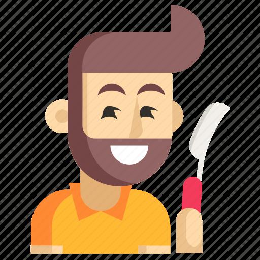 Asia, avatar, job, man, profession, work icon - Download on Iconfinder
