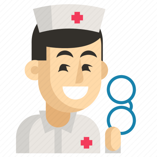 Asia, avatar, job, man, optician, profession, work icon - Download on Iconfinder