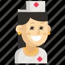 asia, avatar, job, nurse, profession, woman, work