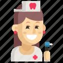 asia, avatar, dentist, job, profession, woman, work
