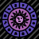 astrology, fortune, horoscope, zodiac icon