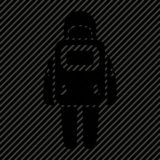 astronaut, nasa, space, suite icon