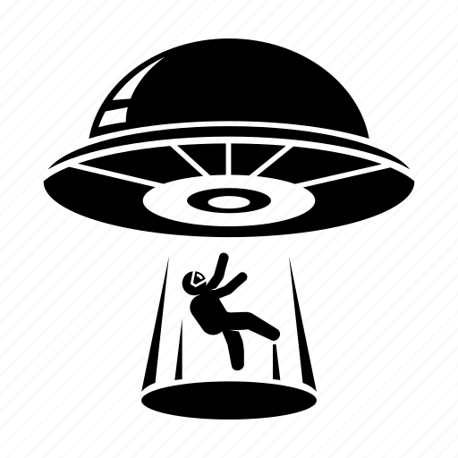 alien, astronaut, space, spacecraft, ufo icon