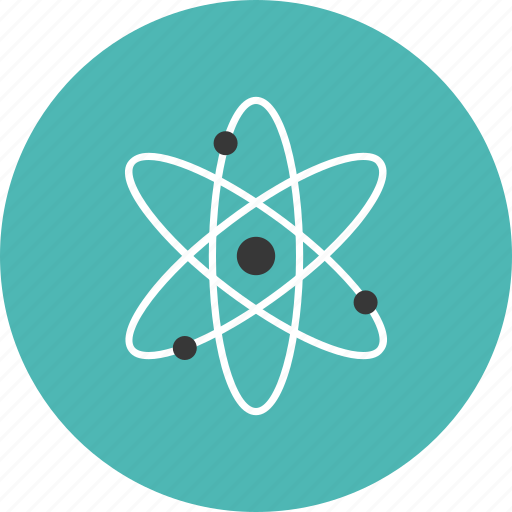 astronomy, atom, science, space, subject, technology, universe icon