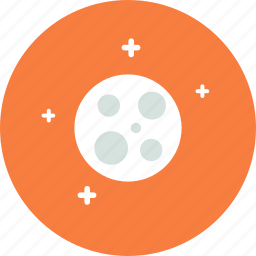 astronomy, moon, planet, science, space, technology, universe icon