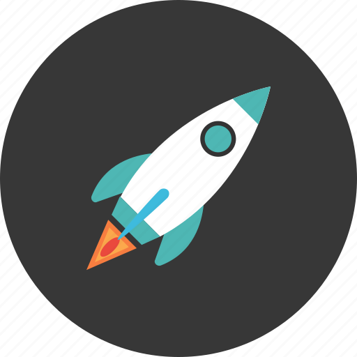 astronomy, fly, launch, rocket, science, space, technology icon