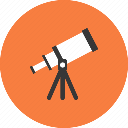 astronomy, camera, discovery, science, space, technology, telescope icon