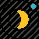 orbit, galaxy, planet, astronomy