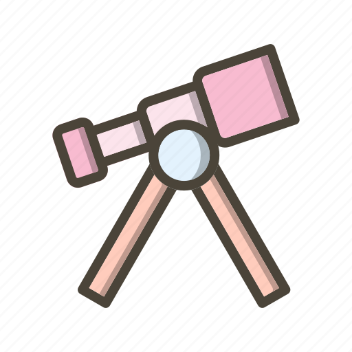 Space telescope, experiment, laboratory icon - Download on Iconfinder