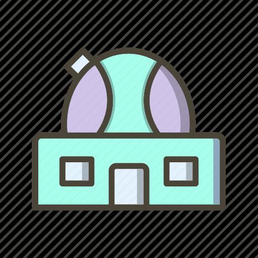 astronomy, laboratory, nasa, research icon