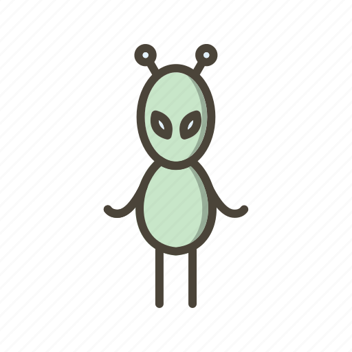 Alien, avatar, monster icon - Download on Iconfinder