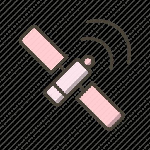 Satellite, astronomy, spacecraft icon - Download on Iconfinder