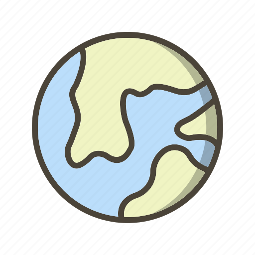 Earth, planet, global icon - Download on Iconfinder