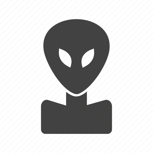 alien, creature, face, fantasy, head, monster, scary icon