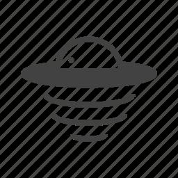 air, rocket, ship, shuttle, space, spaceship, technology icon
