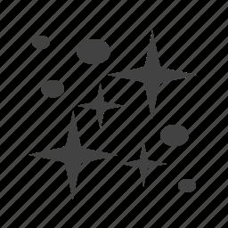 light, night, sky, space, star, stars icon