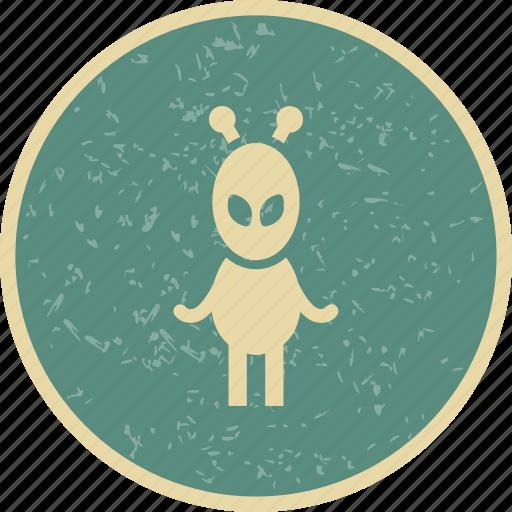 alien, avatar, monster, user icon